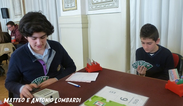 Matteo e Antonio Lombardi