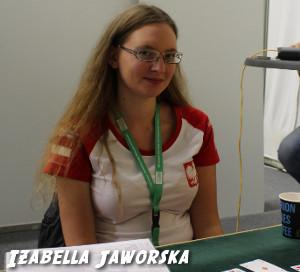 Izabella Jaworska
