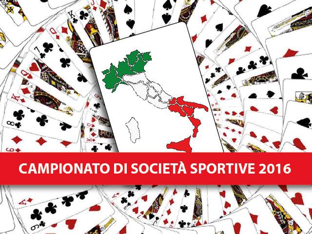 Campionato di Società Sportive 2016