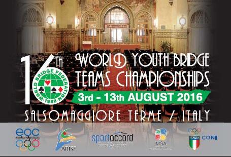 World Youth Teams Championships 2016