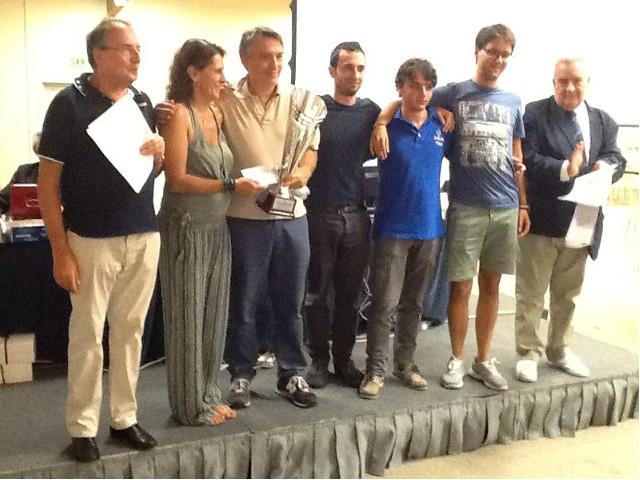 Vincitori a Rastignano 2016