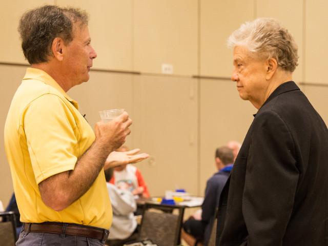 Larry Cohen e Marty Bergen