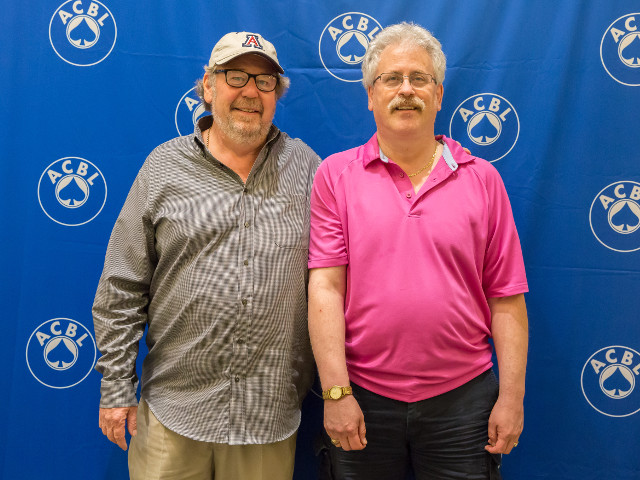 Jeff Meckstroth ed Eric Rodwell